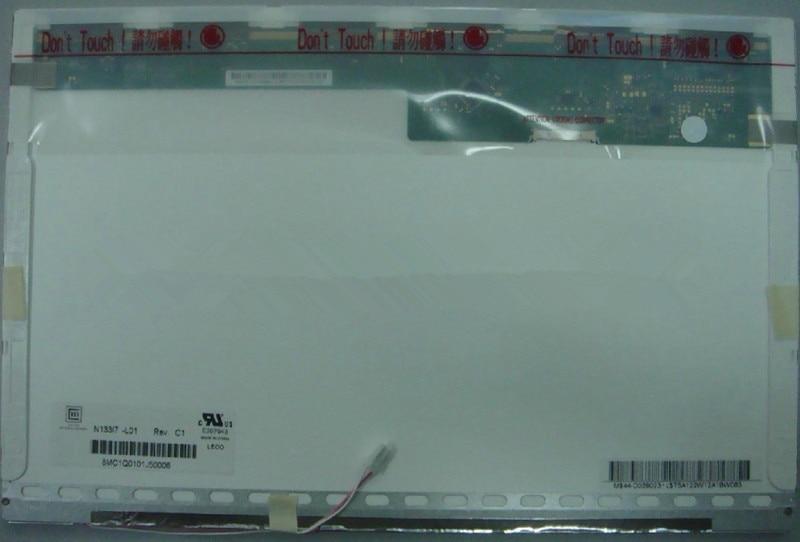 LCD Screen 13.3 inches CCFL For MACBOOK A1181 fit LP133WX1-TL A1 LTN133W1 N133I1-L01