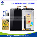 Original LCD Display Screen For Asus Zenfone 2 ZE551ML Z00AD Z00ADB Z00ADA LCD with Digitizer Touch Assembly + LOGO + Tools
