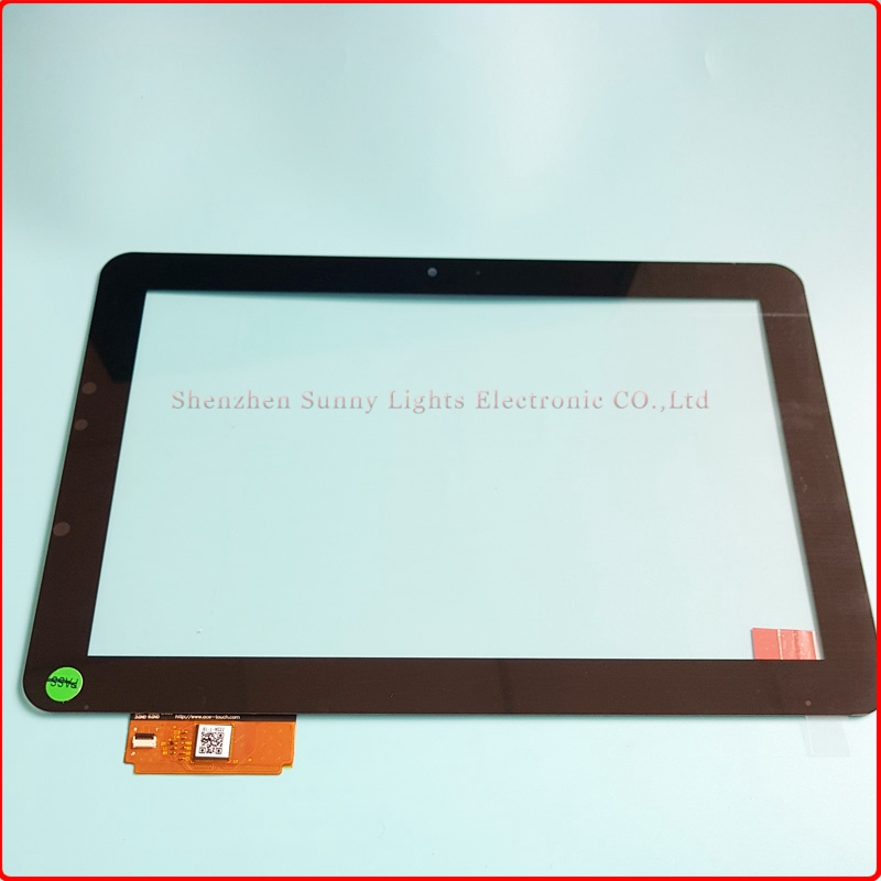 A + 10.1 ''pollici ACE-CG10.1A-223 TYT FPDC-0085A-1 Capacitivo Pannello Touch Screen Tablet PC per Touch Screen Digitizer Vetro del Sensore
