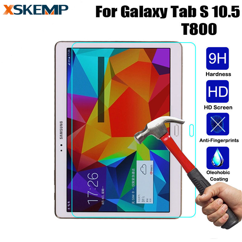 LCD Clear Screen Protector For Samsung Galaxy Tab S 10.5