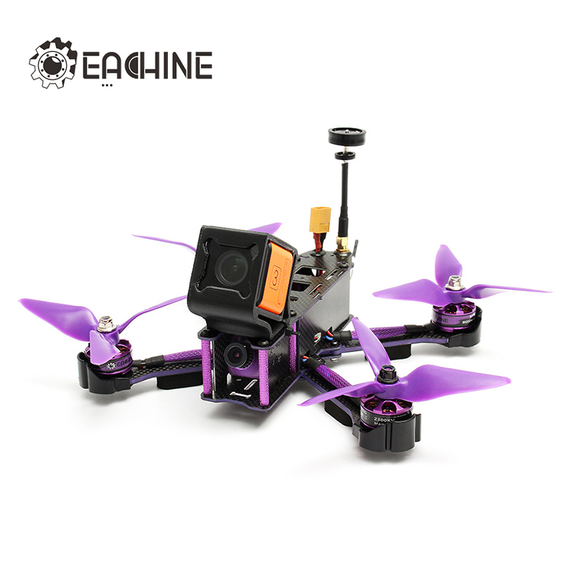 Eachine Wizard X220S FPV Racer F4 5.8G 72CH VTX 30A Dshot600 2206 2300KV 800TVL CCD ARF For RC Multicopter Done цена