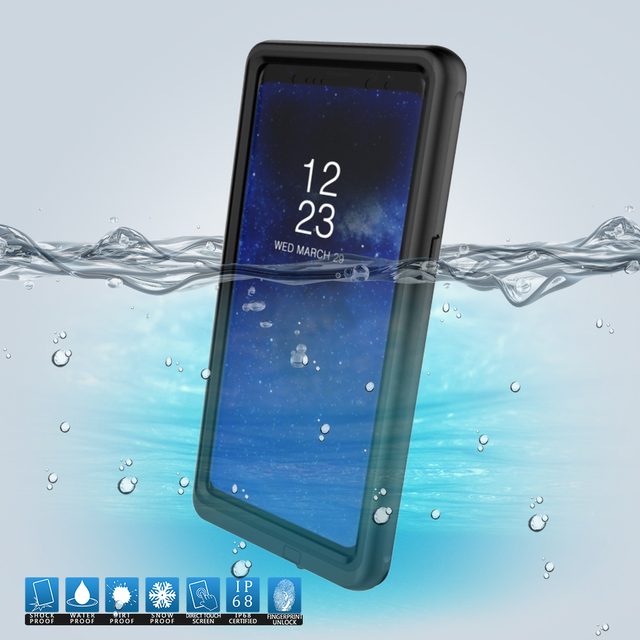 custodia samsung note 3 impermeabile