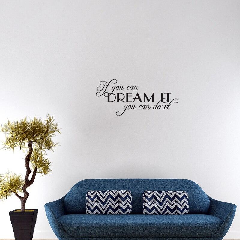Wall Decor Sayings online buy wholesale sayings wall decor from china sayings wall