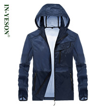 Sun-Protective Jacket Men Summer Thin Waterproof Jackets for Men Clothes 2018 Anti-UV Jacket Quick Dry jaqueta masculina