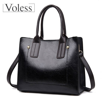 VOLESS Messenger Bag Women 2018 New Shoulder Bag Female Ladies Pu Leather Handbags Women Handbag Crossbody Bags For Women