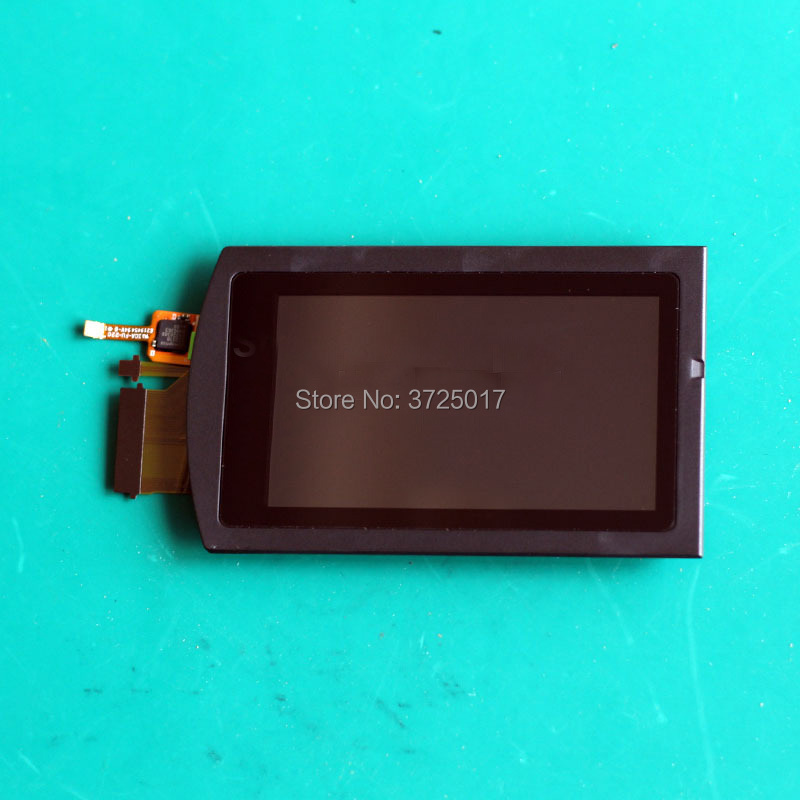 New touch LCD display screen assembly with shell for Sony FDR AXP55 AXP55 AX53 Video camera