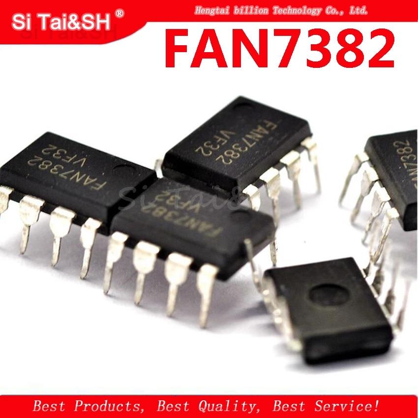 1pcs/lot FAN7382 Gate Driver For MOSFET IGBT, 600V High Side