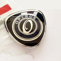 1PC Genuine front Hood Logo Emblem Rear Luggage Cover Sign logo for KIA Opirus