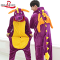 Hot Unisex Pijamas Adultos Kigurumi Cosplay Animal Onesie Pijamas Traje