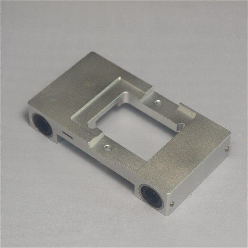 A Upgrade Replicator 3D printer upgrade metal Aluminum Carriage FlashForge CTC MBot3D Wanhao 3D printer spare parts Fast ship все цены