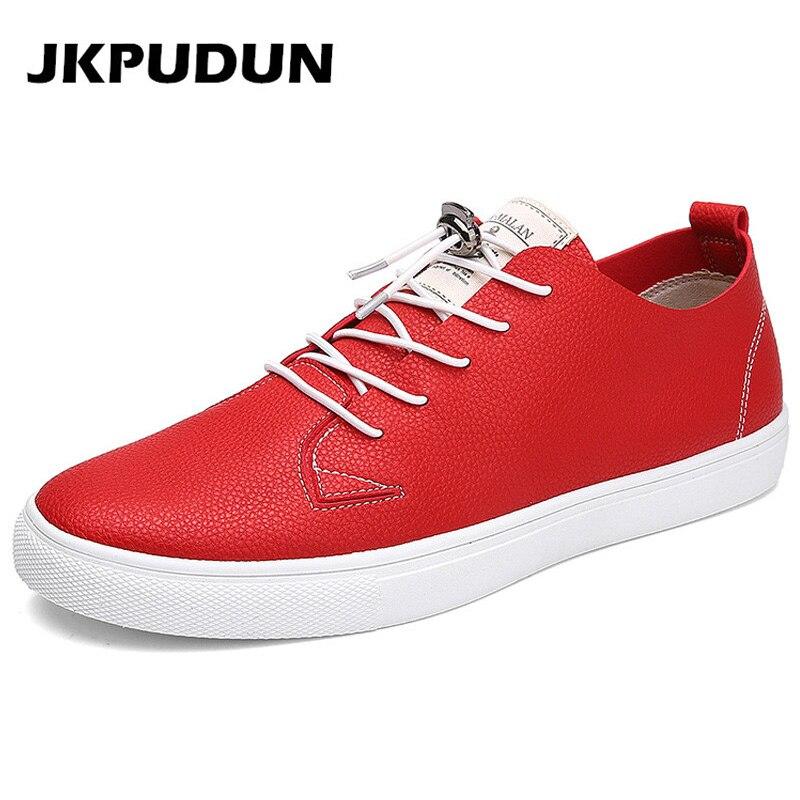 jkpudun italian mens lace up shoes casual brands 2017