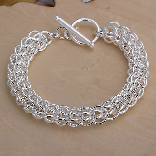 Big Silver Fashion Jewelry
