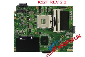 Für Asus K52F REV.2.2 Motherboard 60-NXNMB1000 K52F Mainboard 100% TESED OK