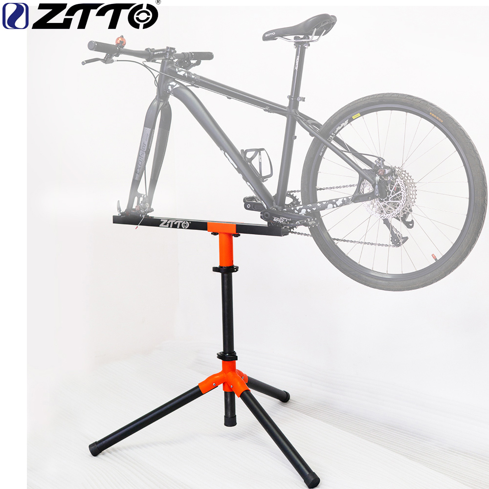 ZTTO WX1 Bike Professional Repair Stand Folding Bicycle Repair Tool Aluminum Alloy Adjustable High Quality Rack Holder 60KG Load