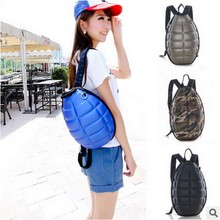 2016 New Men And Women Fashion Creative Grenade Cartoon Backpack Travel Lady Shoulder Bag Children's School Bag Mochila