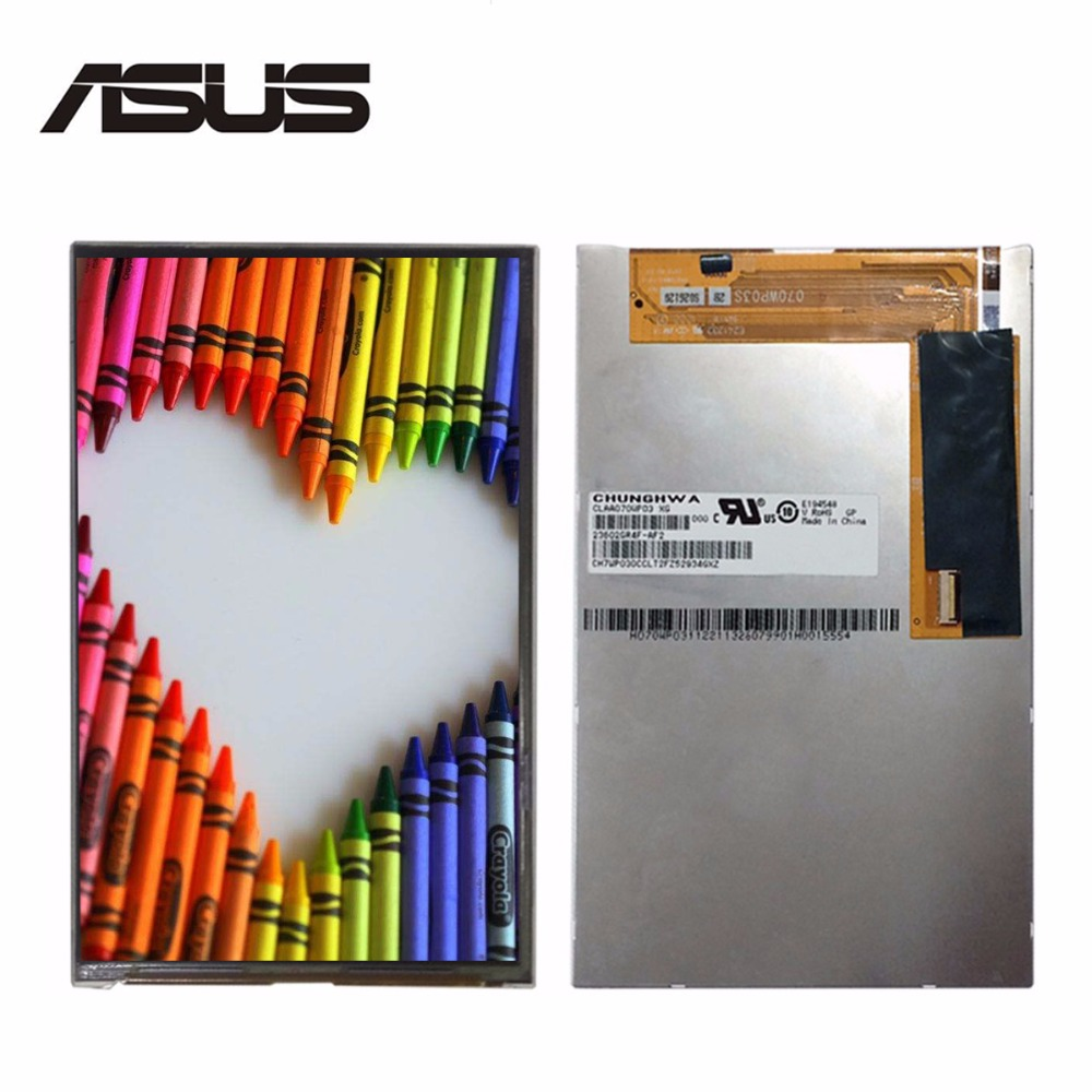 Original 7 For ASUS Google Nexus 7 1st Gen nexus7 2012 ME370 ME370T LCD Display Matrix Screen Tablet PC Replacement Parts