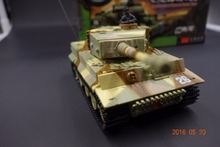 2016 New Remote Control Mini Rc German Military Tiger Tank With Sound Toys Kids ACG action figure