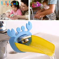 Crab Cartoon Faucet Extension Children's Guide Sink Hand Sanitizer Handwashing Tools Faucet Extender   Baby     Accessories   Swimming