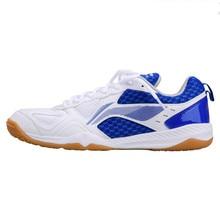 Оригинальные мужские кроссовки Li-ning для настольного тенниса в сборной США, спортивные кроссовки с эластичным ремешком