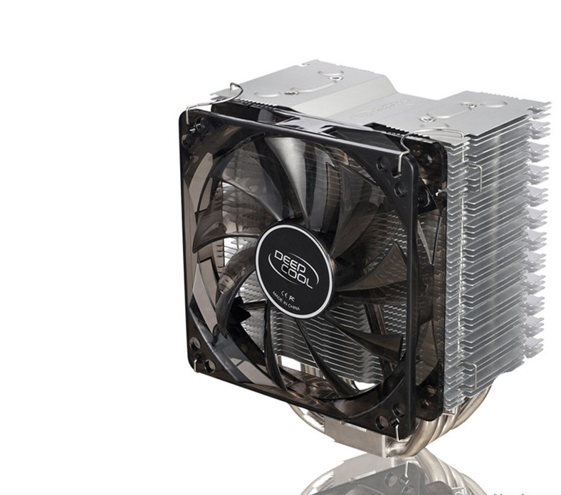 Ice blade player Edition 1155 PC quiet fan CPU heatsink heat pipe I3 I5