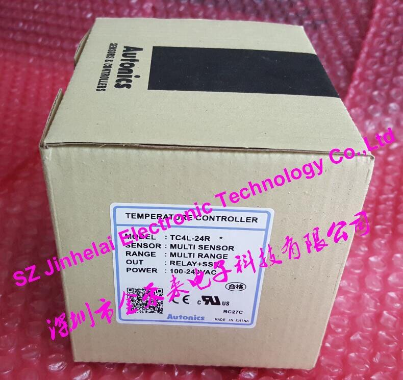 TC4L-24R New and original  AUTONICS  Temperature controller   100-240VAC
