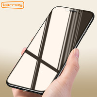 Torras 3D Ultra Thin Transparent Tempered Glass For IPhone 8 Full Screen Cover Glass Protective Film