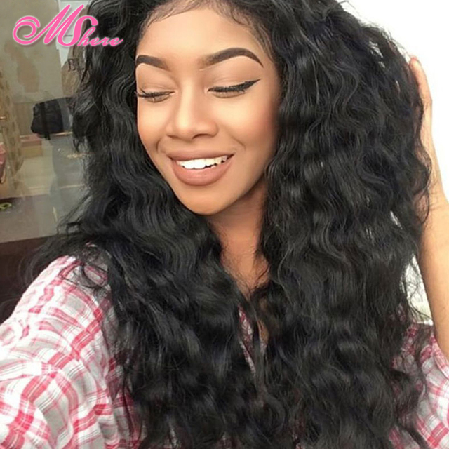 Ms Here Indian Virgin Hair Water Wave 3pcs Indian Remy Wet And Wavy