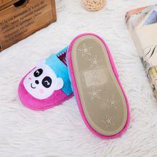 Lovely Kid's Animal Patterned Slippers