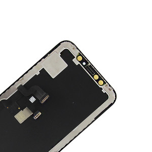 Image 4 - עבור iPhone X XS TFT OLED LCD תצוגת מסך מגע Digitizer עצרת עבור iPhone X OLED מסך לא מת פיקסל