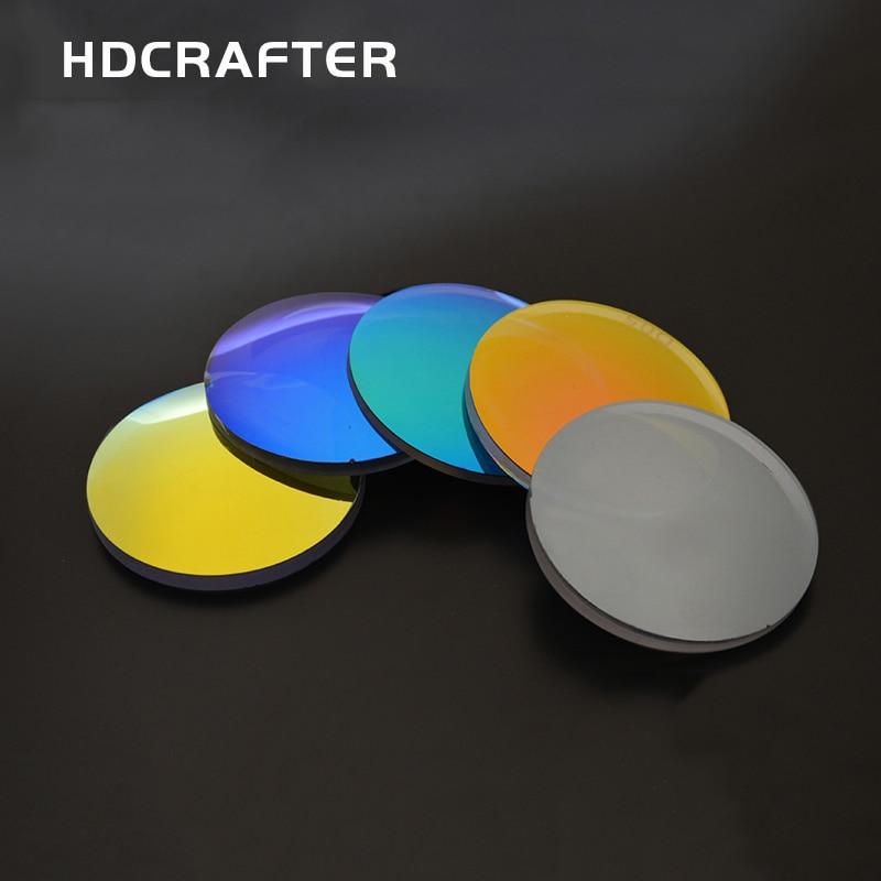 Customer Made 1.61 Index Prescription Lenses  Myopic lenses HDCRAFTER Anti-Fatigue Clear Glasses Computer Myopic lenses