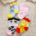2016 children's socks and 12 pairs of boys and girls cartoon baby socks factory outlets