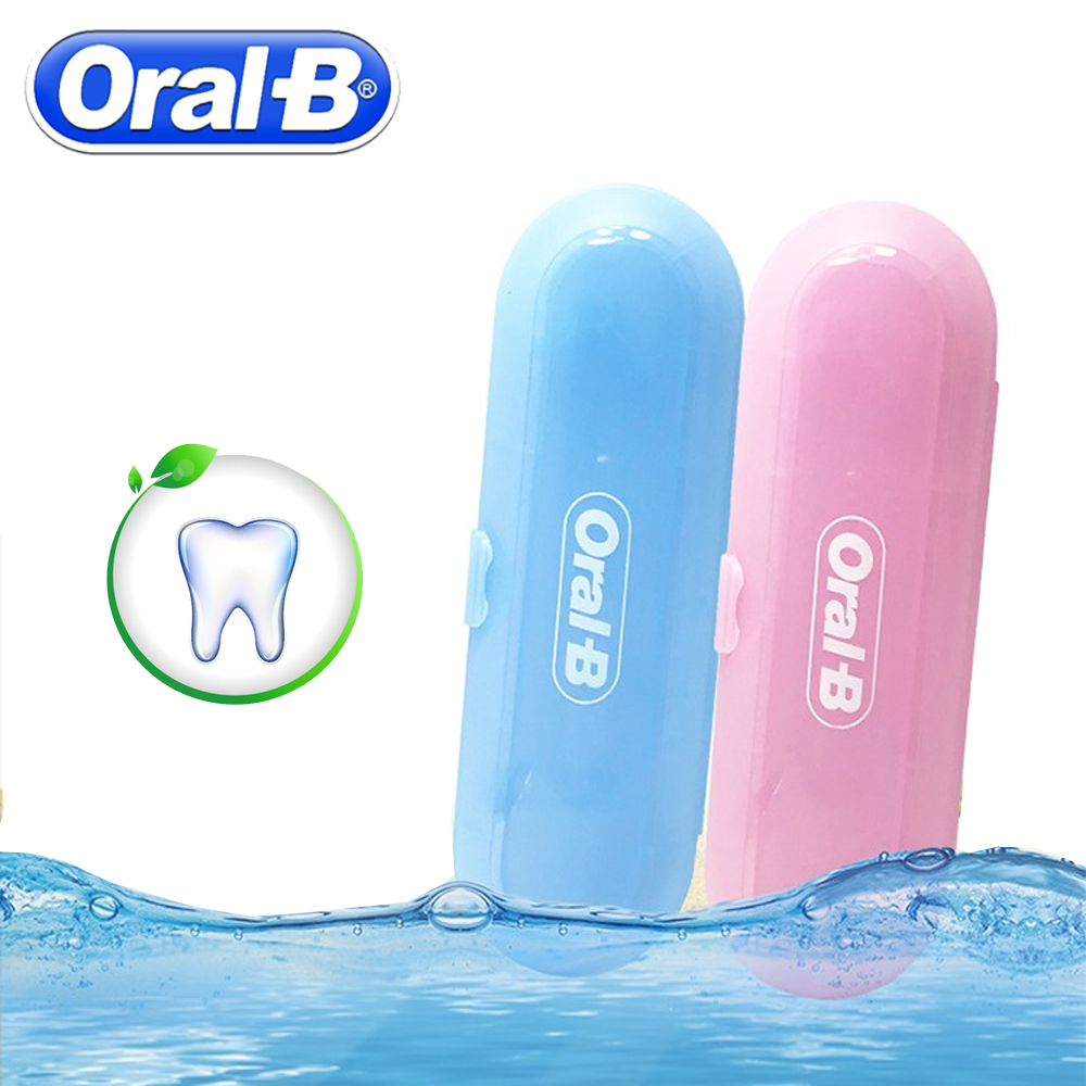Oral B Travel Box for Oral B Toothbrush Durable Portable Box Toothbrush (not include toothbrush and brush head) image