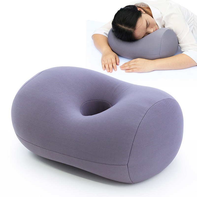 U-miss Particle Sleeping Office Nap Pillow Students Nap Pillow Work Office Nap Artifact Pillow