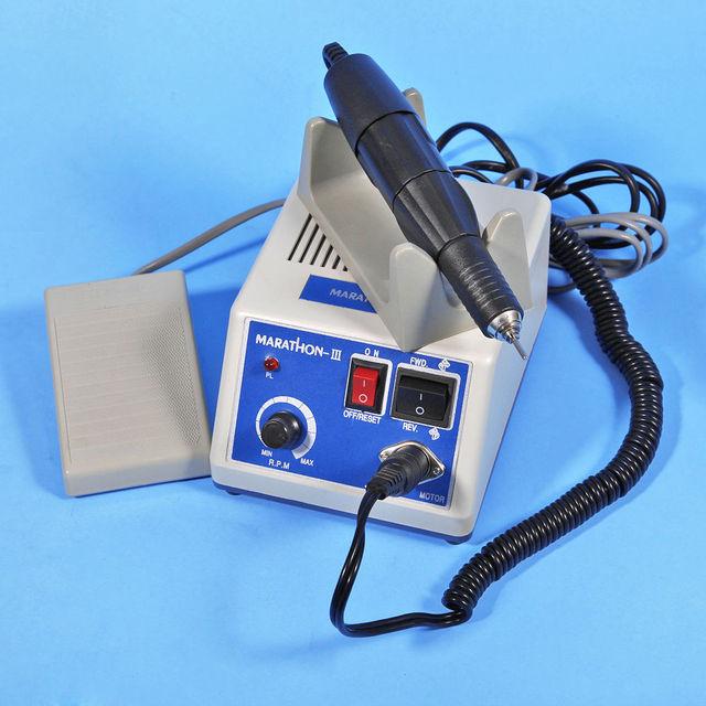 Maratona Laboratório Dental Polimento Micromotor N3 + 35 K RPM Handpiece Do Motor Elétrico