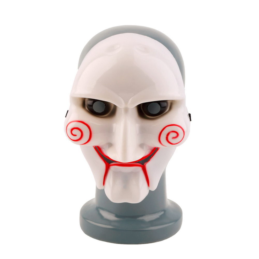 creative terror masquerade halloween party costume cosplay for film chainsaw killer pvc party club face mask