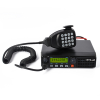 New Promotion VHF UHF Car Base Station TC 271 With DTMF Microphone 128Channels