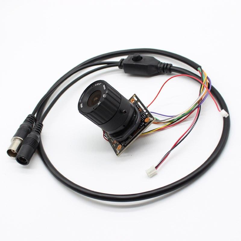HD 1080P 2mp AHD TVI CVI 3 in 1 CCTV Camera Module 1/2.9 CMOS PCB board Support UTC with CS lens cable ircutHD 1080P 2mp AHD TVI CVI 3 in 1 CCTV Camera Module 1/2.9 CMOS PCB board Support UTC with CS lens cable ircut