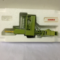 1 32 DIE CAST Exclusive CLAAS Edition MARKANT 65 Farm Vehicle Accessory COLLECTION GIFT Limited Edition