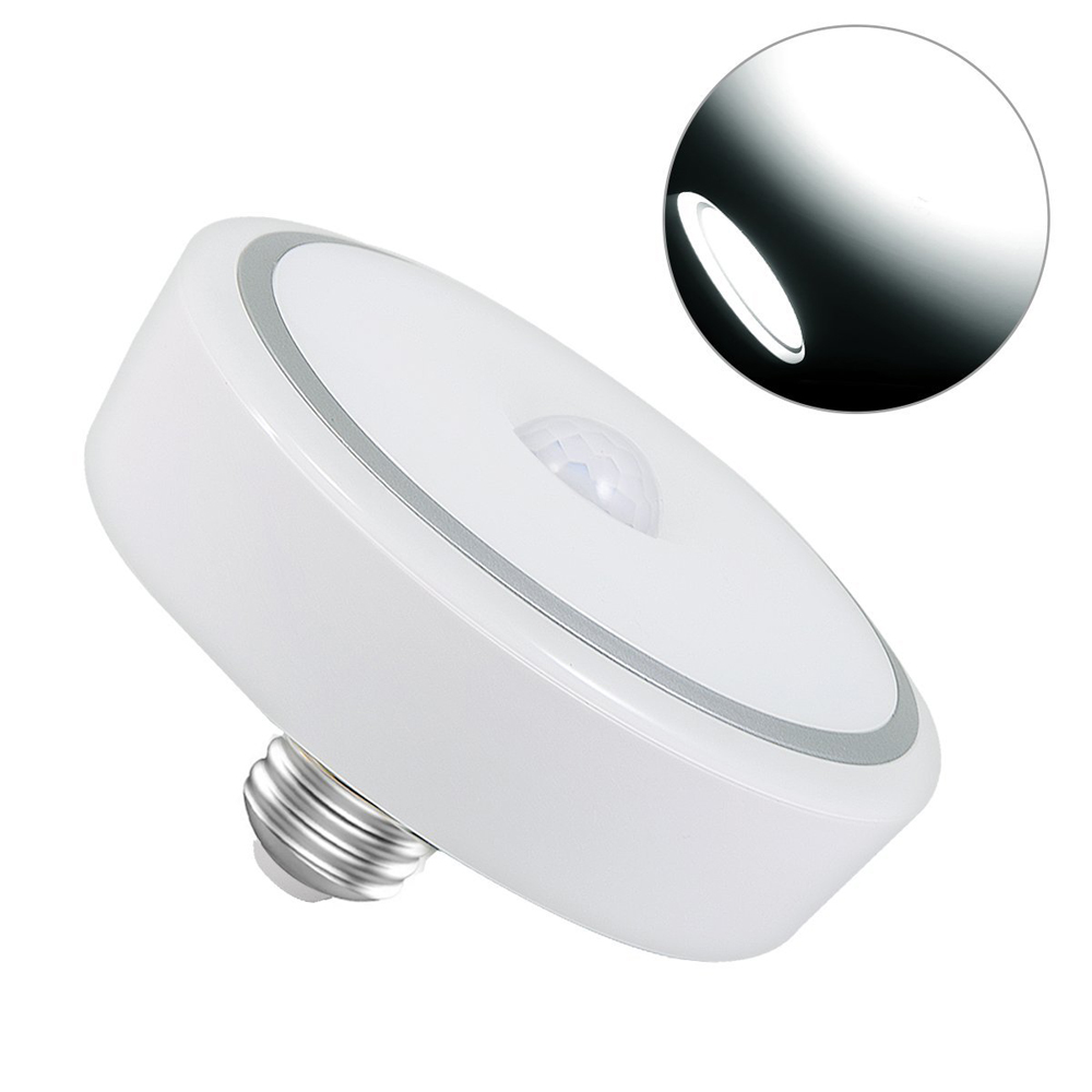 Firecore 24LEDs Lamp Smart Motion Sensor Bulb White Light
