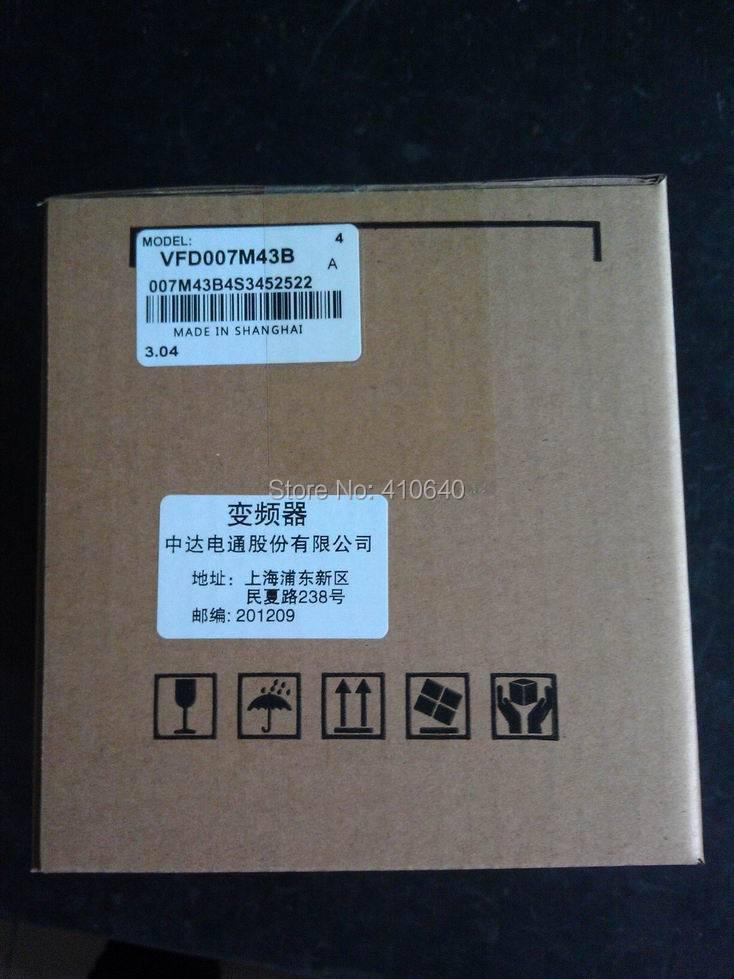 1pc Delta Inverter VFD007M43B