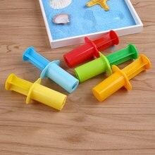 5 Шт./компл. Пластилин Тесто Иглы Форма Для Дети Учатся Играть Игрушка Разноцветный
