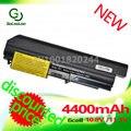 "Golooloo 4400 mah bateria para lenovo thinkpad r400 t400 r61 r61i t61 t61p t61u (14.1 ""widescreen) 41U3196 42T5226 42T5228 42T4552"
