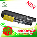 "Golooloo 4400mAh Battery for Lenovo Thinkpad R400 T400 R61 R61i T61 T61U T61P (14.1"" widescreen) 41U3196 42T5226 42T5228 42T4552"