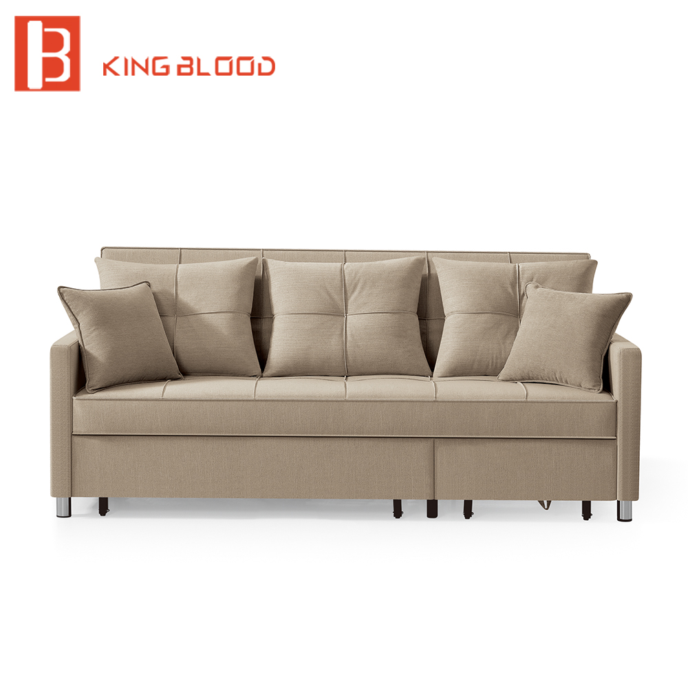 L Sofa Us 466 Hot New L Shaped Mechanism Fabric Corner Sofa Cum Bed In Living Room Sofas From Furniture On Aliexpress Alibaba Group