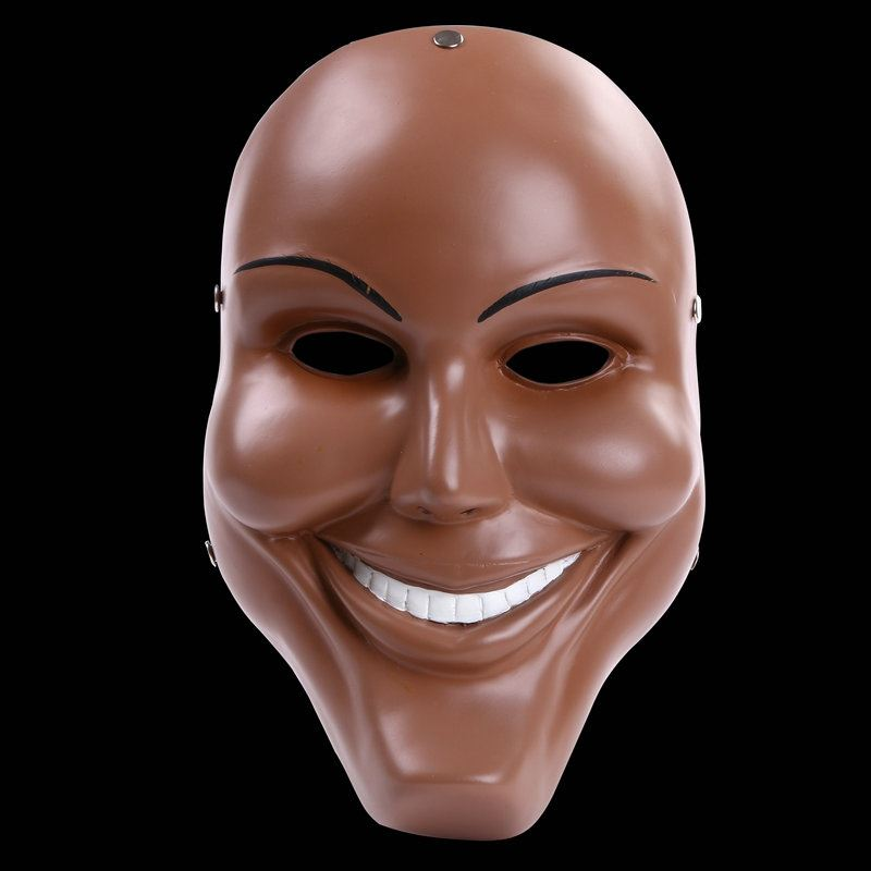 high quality movie themed the purge resin mask party holloween cosplay god mask anarchy james sandin - Purge Anarchy Masks For Halloween