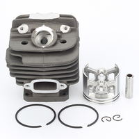 48mm Cylinder Piston Kit For Stihl 036 MS360 MS 360 Chainsaw New