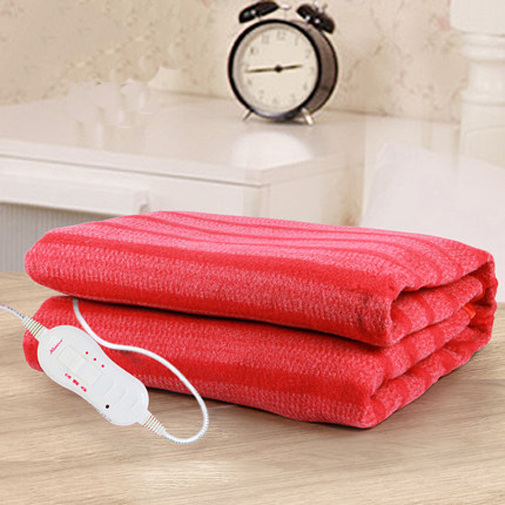 150x120cm Electric blankets winter warm mats pad Protection Heated Blanket Heating mattr ...