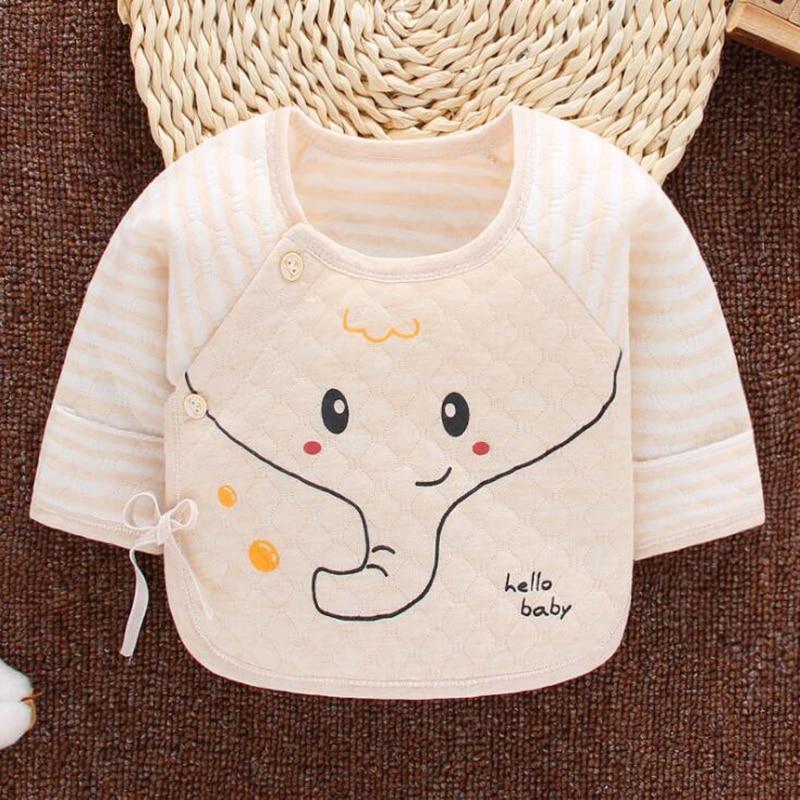 Cotton Animal Hippo Elephant Baby Jackets Coat Summer Spring Newborn Infants Top Kids Clothes Boy Girls Long Sleeve Warm Toddler