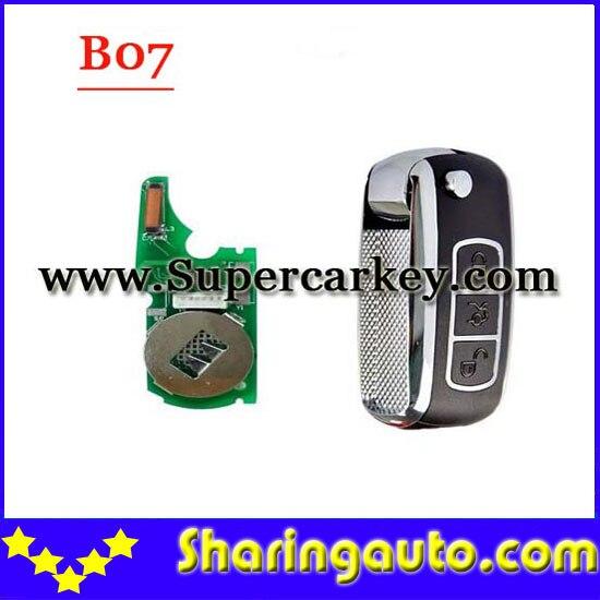 bilder für Freies verschiffen (1 stück) B07 3 Knöpfen Fernschlüssel für URG200/KD900/KD200 Maschine mit besten qualität