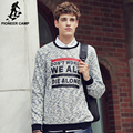 Pioneer Camp New arrival Men casual Hoodies Fashion Hoodies men Spring Winter male Sweatshirts  wear brand clothing 622132
